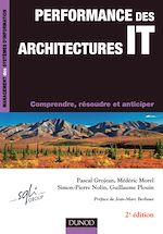 Télécharger le livre :  Performance des architectures IT - 2e éd.