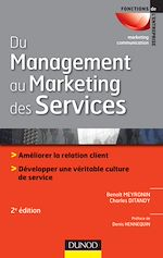 Télécharger le livre :  Du management au marketing des services - 2e édition