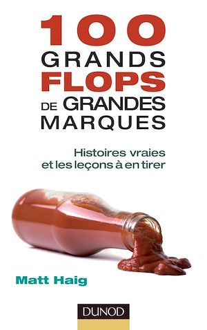 Téléchargez le livre :  100 grands flops de grandes marques