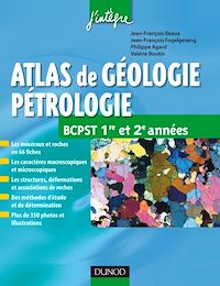 Atlas de géologie-pétrologie BCPST 1re et 2e années