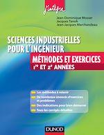Télécharger le livre :  Sciences industrielles pour l'ingénieur Méthodes et Exercices 1re et 2e année