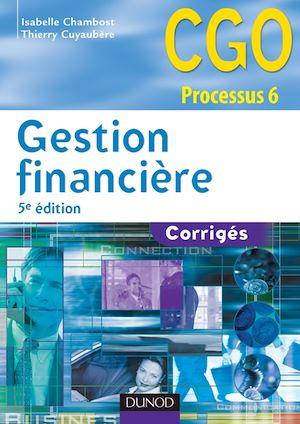 Téléchargez le livre :  Gestion financière - 5e éd.