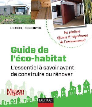 Téléchargez le livre :  Guide de l'éco-habitat