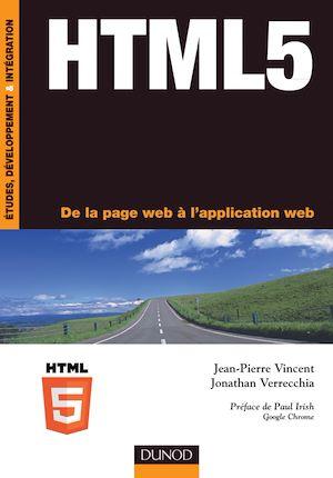 Téléchargez le livre :  HTML5