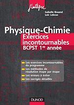 Télécharger le livre :  Physique-Chimie Exercices incontournables BCPST 1re année