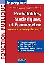 Télécharger le livre :  Probabilités, Statistiques et Econométrie