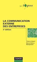 Télécharger le livre :  La communication externe des entreprises - 3e édition
