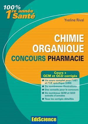 Téléchargez le livre :  Chimie organique