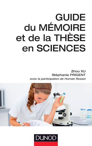 Téléchargez le livre :  Guide du mémoire et de la thèse en sciences
