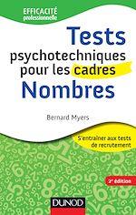 Télécharger le livre :  Tests psychotechniques pour les cadres - 2e éd. - Nombres