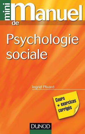 Téléchargez le livre :  Mini manuel de psychologie sociale