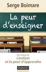 Télécharger le livre :  La peur d'enseigner