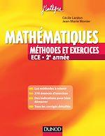 Télécharger le livre :  Mathématiques Méthodes et Exercices ECE 2e année
