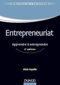 Entrepreneuriat - 2e ed.