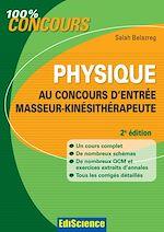 Télécharger le livre :  Physique au concours d'entrée Masseur-Kinésithérapeute - 2e édition