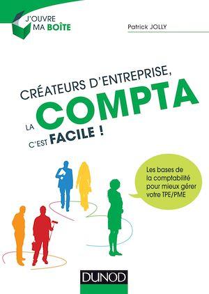 Téléchargez le livre :  Créateurs d'entreprise, la compta c'est facile !