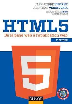 Téléchargez le livre :  HTML5 - 2e éd.