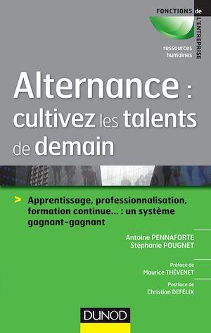 Téléchargez le livre :  Alternance : cultivez les talents de demain
