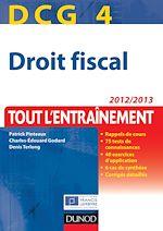 Télécharger le livre :  DCG 4 - Droit fiscal 2012/2013