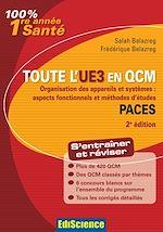 Télécharger le livre :  Toute l'UE3 en QCM PACES - 2e éd.