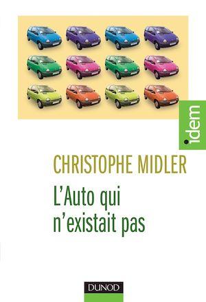 Téléchargez le livre :  L'Auto qui n'existait pas