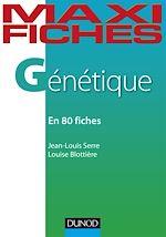 Télécharger le livre :  Maxi fiches - Génétique