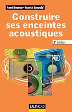 Télécharger cet ebook : Construire ses enceintes acoustiques. 3e édition