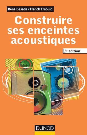 Téléchargez le livre :  Construire ses enceintes acoustiques. 3e édition