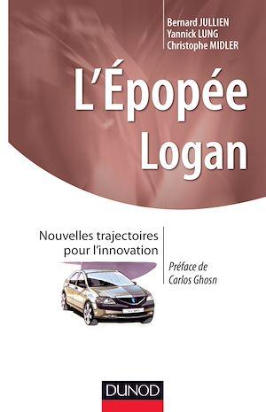 Téléchargez le livre :  L'épopée LOGAN