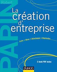 Télécharger le livre : La création d'entreprise - 15e éd.
