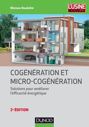 Téléchargez le livre :  Cogénération et micro-cogénération - 2e éd.