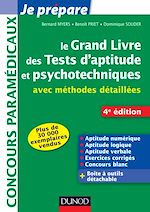 Télécharger le livre :  Le grand livre des tests d'aptitude et psychotechniques - 4e ed