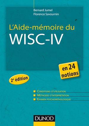 Téléchargez le livre :  L'Aide-mémoire du Wisc-IV - 2e éd.