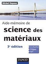 Télécharger le livre :  Aide-mémoire de science des matériaux - 3e éd.
