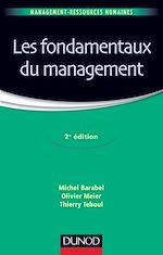 Télécharger le livre :  Les fondamentaux du management - 2e édition