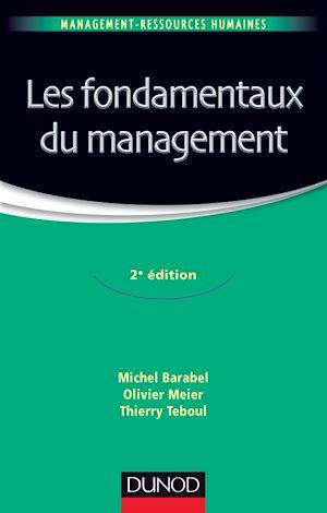 Téléchargez le livre :  Les fondamentaux du management - 2e édition