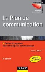 Télécharger le livre :  Le plan de communication - 4ème édition