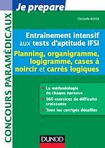 Télécharger le livre :  Entraînement intensif aux tests d'aptitude IFSI - Planning