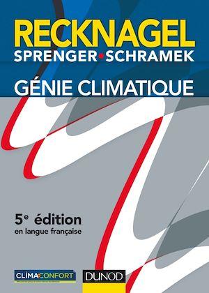 Téléchargez le livre :  Génie climatique - 5e éd.