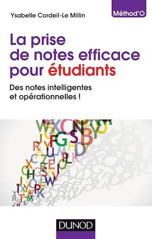 Téléchargez le livre :  La prise de notes efficace pour étudiants