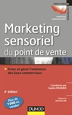 Télécharger le livre :  Le marketing sensoriel du point de vente - 4e éd.