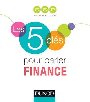 Téléchargez le livre :  Les 5 clés pour parler Finance