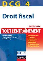 Télécharger le livre :  DCG 4 - Droit fiscal 2013/2014 - 7e édition