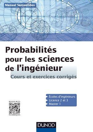 Téléchargez le livre :  Probabilités pour les sciences de l'ingénieur