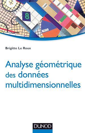 Téléchargez le livre :  Analyse géométrique des données multidimensionnelles