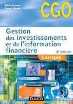 Télécharger le livre :  Gestion des investissements et de l'information financière 8e édition