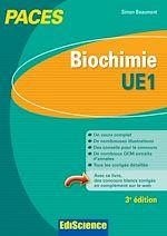 Télécharger le livre :  Biochimie-UE1 PACES - 3e éd.