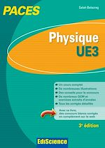 Télécharger le livre :  Physique-UE3 PACES - 3e éd.