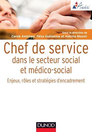 Téléchargez le livre :  Chef de service dans le secteur social et médico-social
