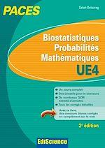 Télécharger le livre :  Biostatistiques Probabilités Mathématiques - UE 4 - 2e éd.
